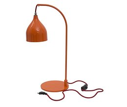 Lampa Hang Orange