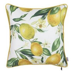 Povlak na polštář Mike & Co. NEW YORK Lemon Pattern, 43 x 43 cm